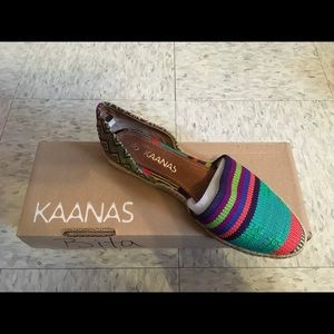 Kaanas brand new shoes